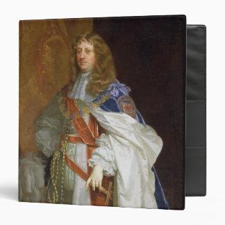 Edouard Montagu, ęr comte du sandwich, c.1660-65 Classeur 3 Anneaux