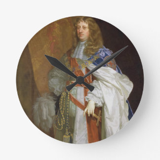 Edouard Montagu, ęr comte du sandwich, c.1660-65 ( Horloge Ronde