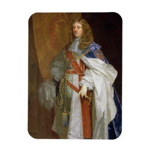 Edouard Montagu, ęr comte du sandwich, c.1660-65 ( Magnet Rectangulaire