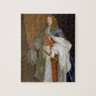 Edouard Montagu, ęr comte du sandwich, c.1660-65 ( Puzzle Avec Photo