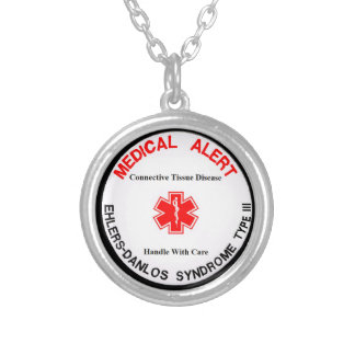 EDS 3 Medical Alert Necklace