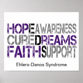 EDS Encouragement Words Poster