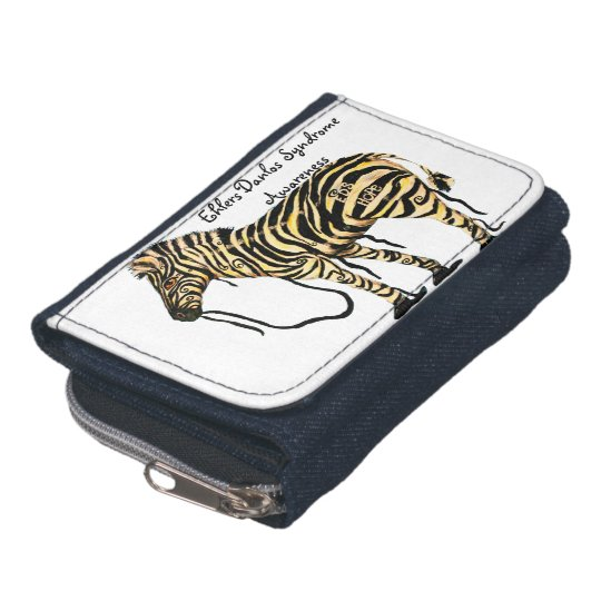 EDS Hope Zebra Wallet