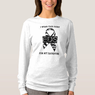 EDS Mom   Ehlers-Danlos Syndrome Awareness Shirt