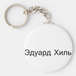 eduard khil TROLOLO IN Russian Basic Round Button Keychain
