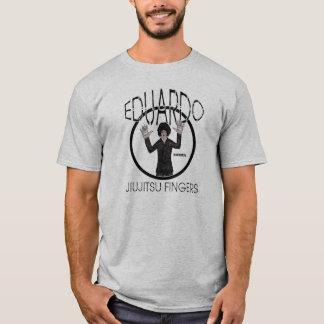 Eduardo JiuJitsu Fingers Shirt