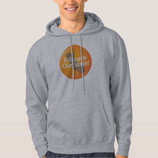 Educate Our State Men's Hoodie