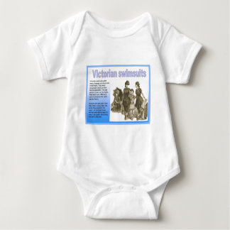 Education, History Fashion Victorian Swimsuits Tee Shirts