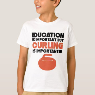 Funny Curling Sayings Gifts on Zazzle CA