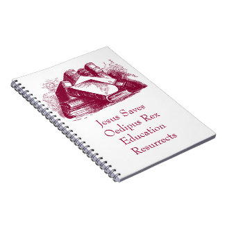 Education Resurrects Note Books