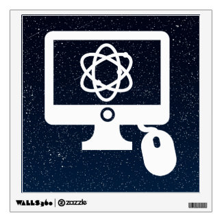 Educational Technologies Pictograph Wall Decal