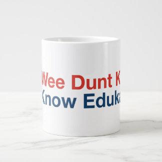 Edukashun - Jumbo Mug