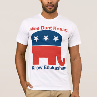 Edukashun - Men's T-Shirt