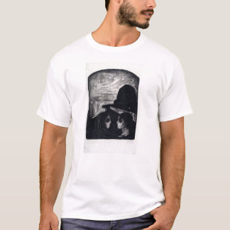 Edvard Munch Attraction I T-Shirt