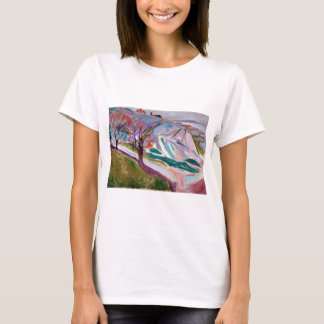 Edvard Munch Landscape, Kragerø T-Shirt