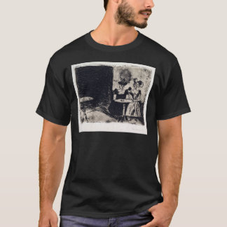 Edvard Munch Night Cafe T-Shirt