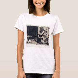 Edvard Munch Night Cafe T-Shirt