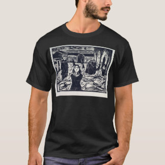 Edvard Munch The Pretenders The Last Hour T-Shirt