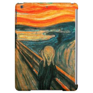 EDVARD MUNCH - The scream 1893 Case For iPad Air