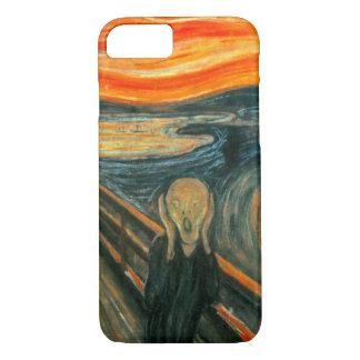 EDVARD MUNCH - The scream 1893 iPhone 8/7 Case