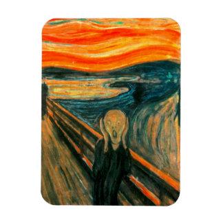 EDVARD MUNCH - The scream 1893 Magnet