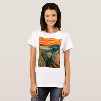 EDVARD MUNCH - The scream 1893 T-Shirt