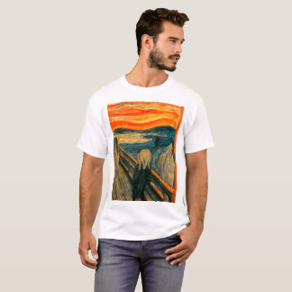 EDVARD MUNCH - The scream 1893 T-Shirt
