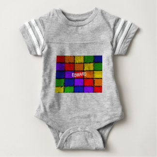 EDWARD BABY BODYSUIT