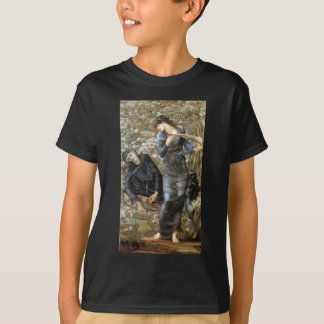 Edward Burne-Jones Beguiling of Merlin T-Shirt