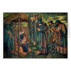 Edward Burne-Jones: Star of Bethlehem Card