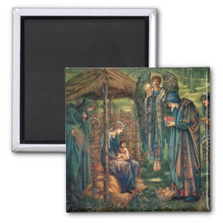 Edward Burne-Jones: Star of Bethlehem Magnet