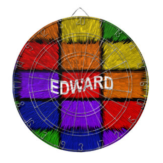 EDWARD DARTBOARD