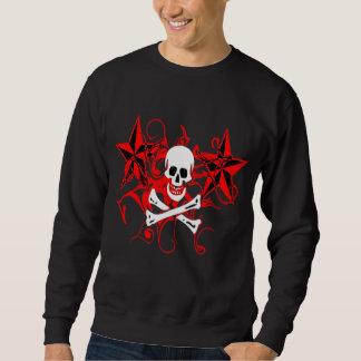 Edward England Print Sweatshirt