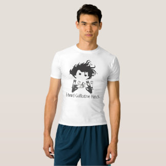 Edward Guillotine Hands Compression T T-shirt
