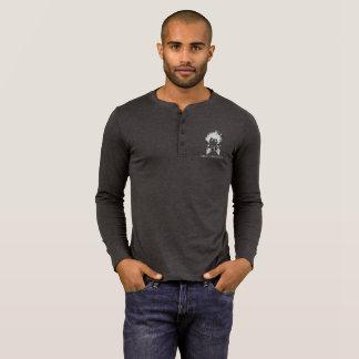 Edward Guillotine Hands Long Sleeve Night T-Shirt