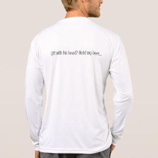 Edward Guillotine Hands Long Sleeve Sport T-Shirt