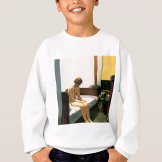 Edward Hopper Hotel Room Sweatshirt