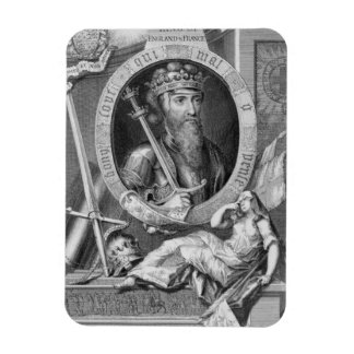 Edward III (1312-77) King of England from 1327, af Magnet