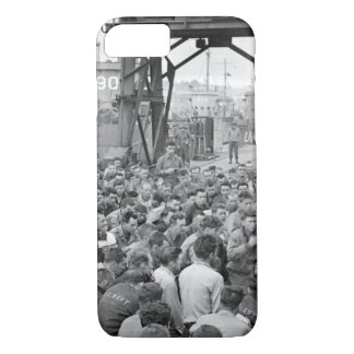 Edward J. Waters, Catholic Chaplain_War Image iPhone 7 Case