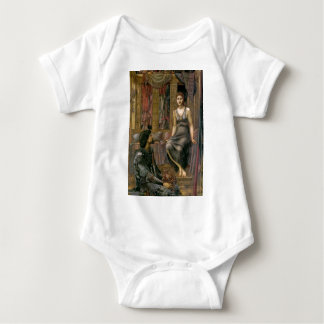 Edward -Jones- King Cophetua and the Beggar Maid Baby Bodysuit