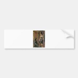 Edward -Jones- King Cophetua and the Beggar Maid Bumper Sticker