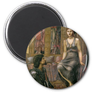 Edward -Jones- King Cophetua and the Beggar Maid Magnet