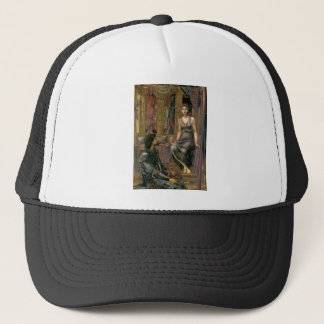 Edward -Jones- King Cophetua and the Beggar Maid Trucker Hat
