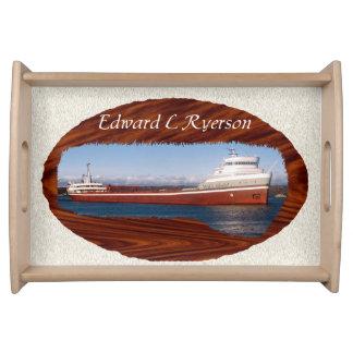 Edward L. Ryerson tray