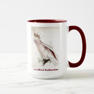 Edward Lear Bird Leadbeater's Cockatoo Mug