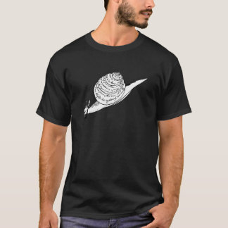 Edward Lear's Snail Mail T-Shirt