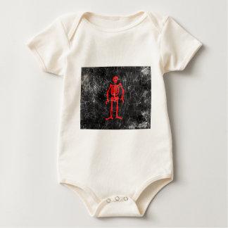 Edward Low flag Baby Bodysuit