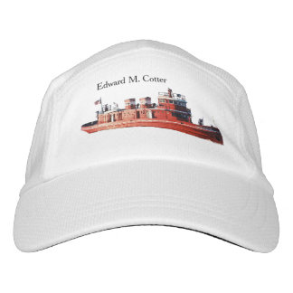 Edward M. Cotter hat