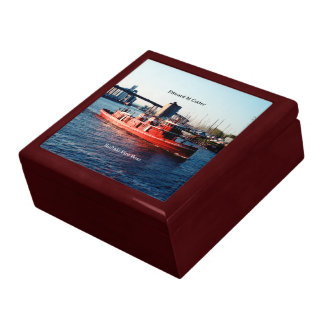 Edward M. Cotter keepsake box