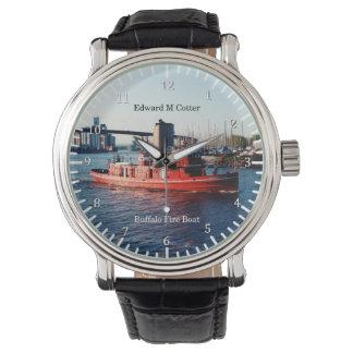 Edward M. Cotter watch